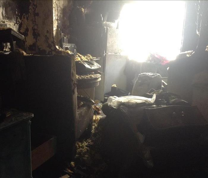 Kitchen Fire in Miami Beach, FL