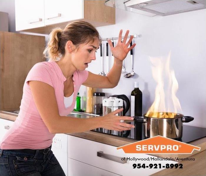 Fire Damage Tips To Prevent Kitchen Fires In Hallandale
