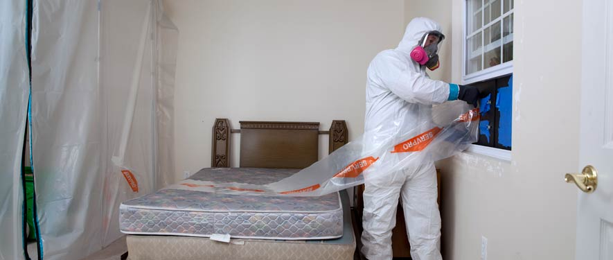 Hollywood, FL biohazard cleaning