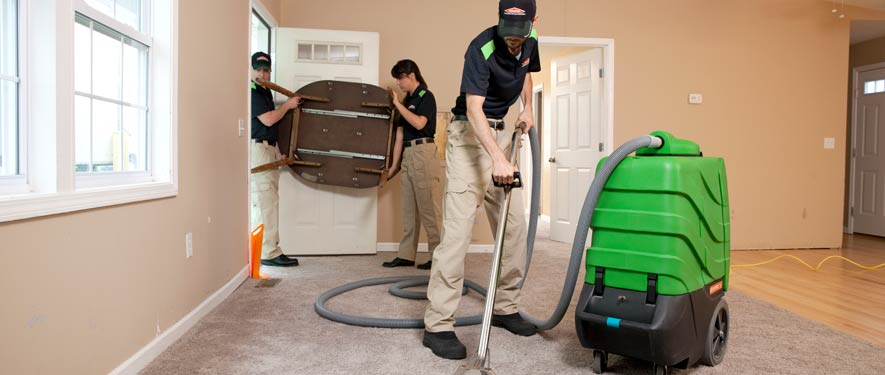 Hollywood, FL residential restoration cleaning